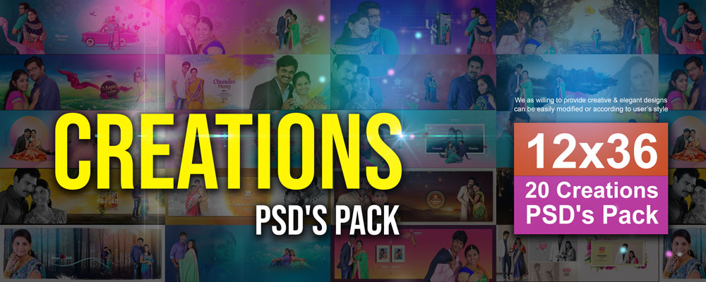 Creations Pack