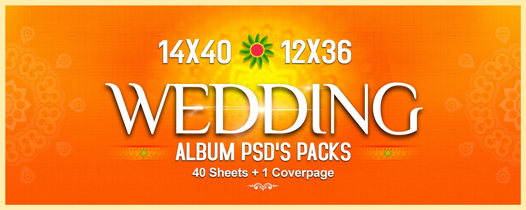 Wedding Pack 14×40 | 12×36